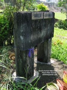Amelia Earhart Memorial, Lae, Papua New Guinea