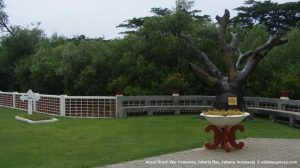 Ancol Dutch War Cemetery, Jakarta Bay, Jakarta, Indonesia