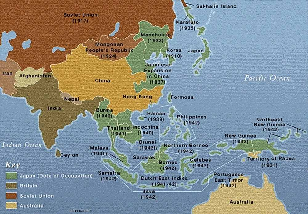 Map Of Asia During Ww2.Map Asia During Ww2 370kb Awqs Asia War Graves