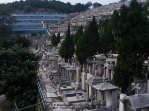 St Raphael's Catholic Cemetery - Cheung Sha Wan - Hong Kong, China