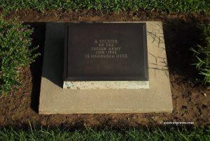 An Unknown Indian Soldier, Chittagong War Cemetery, Bangladesh