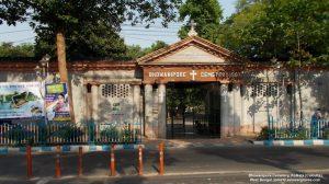 Bhowanipore Cemetery, Kolkata (Calcutta), West Bengal, India