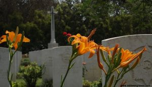 CWGC Delhi War Cemetery, India