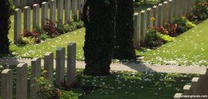 CWGC Kirkee War Cemetery, Pune, India