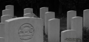 Dawn Patrol, Row G Plot 35, Kranji War Cemetery, Singapore