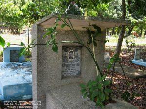 Nghia Trang Nhân Dân Bình An - ARVN Cemetery - HCMC, Vietnam