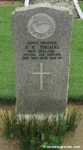 THOMAS A.R. sas