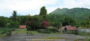 Yamamoto's Bunker Complex, Rabaul, Papua New Guinea