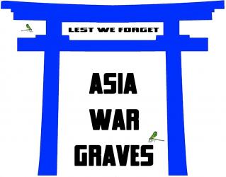asia war graves